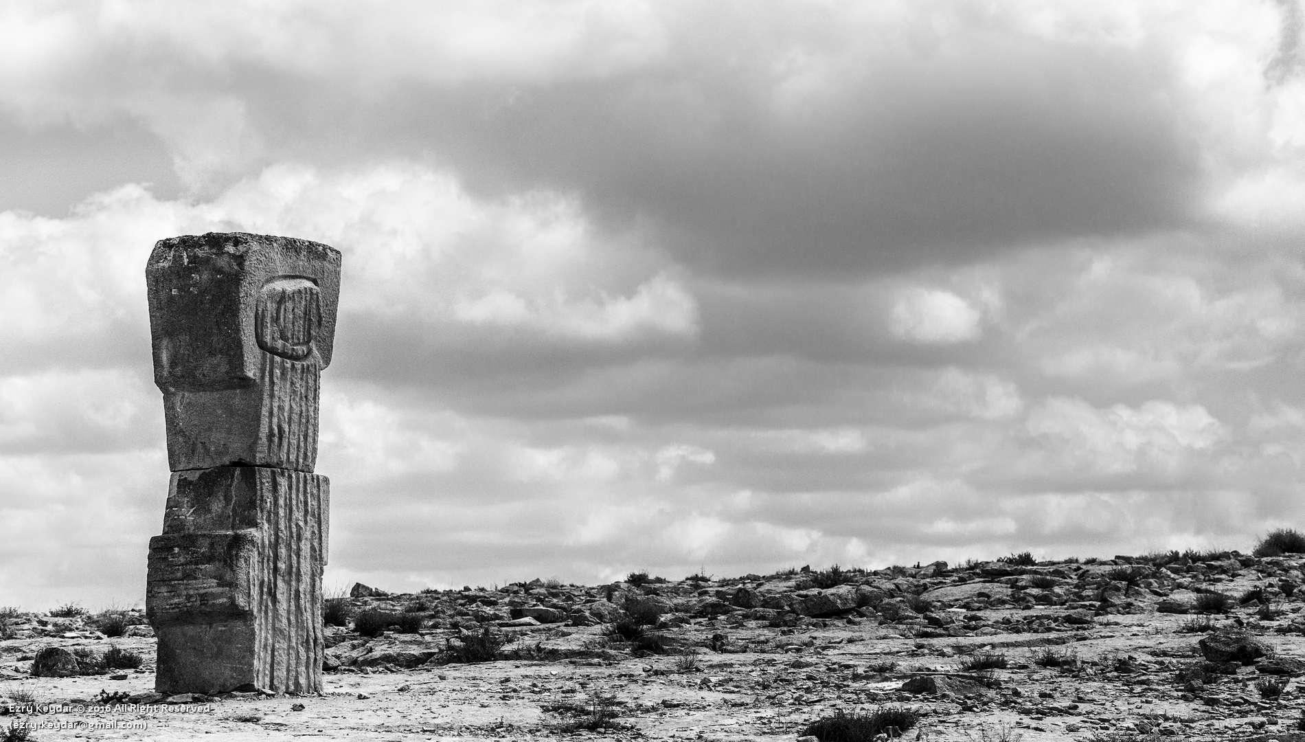 Desert Sculpture Park, Mitzpe Ramon, Dov Feigin, Untitled