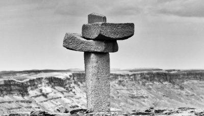 Desert Sculpture Park, Mitzpe Ramon, Moshe Sternchuss, The wife of Lot