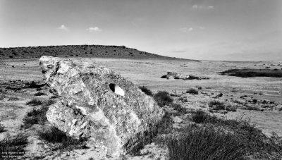 Desert Sculpture Park, Mitzpe Ramon, Micha Ulman, Cupmarks