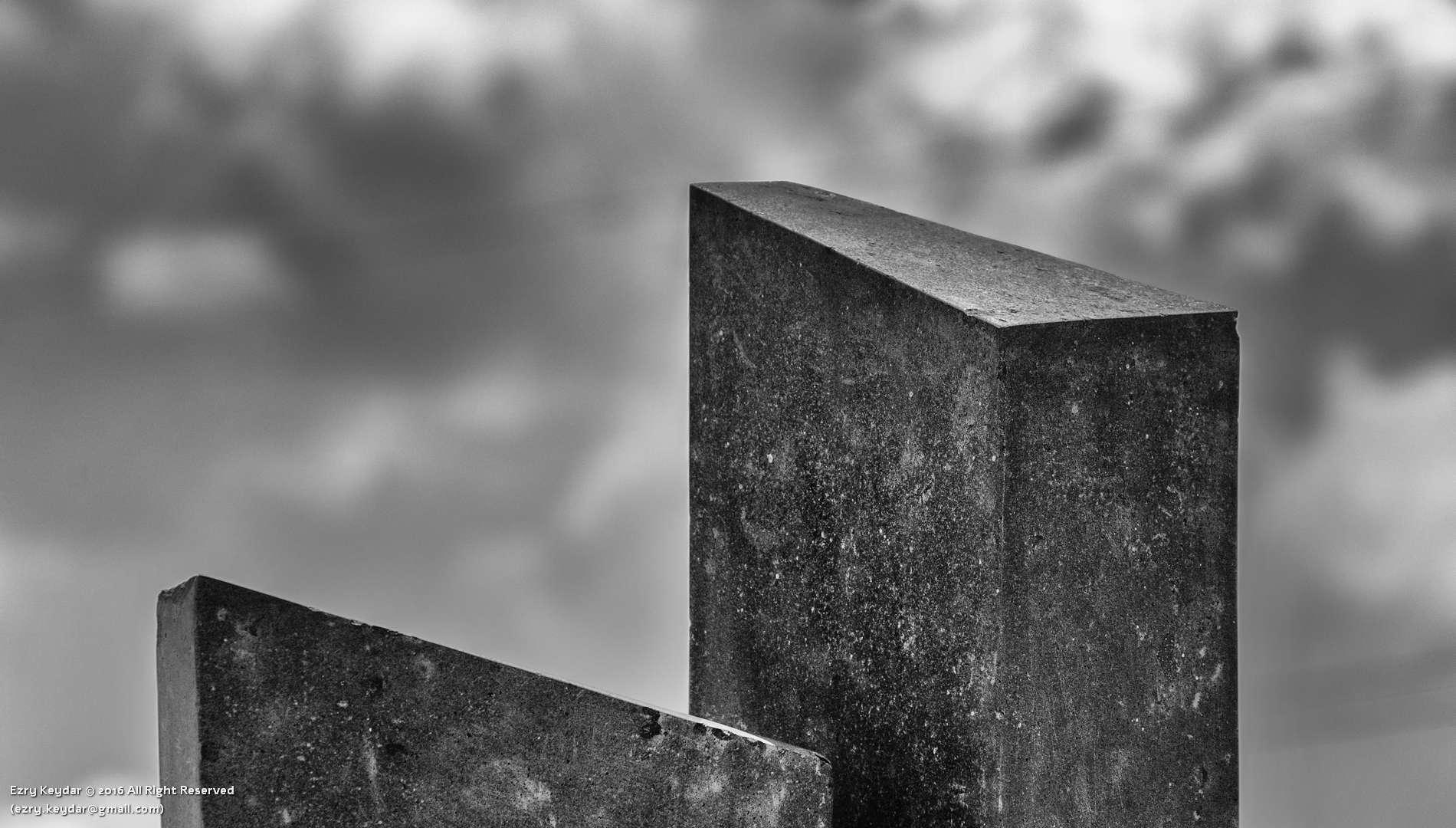 Desert Sculpture Park, Mitzpe Ramon, Josef Wyss, Untitled