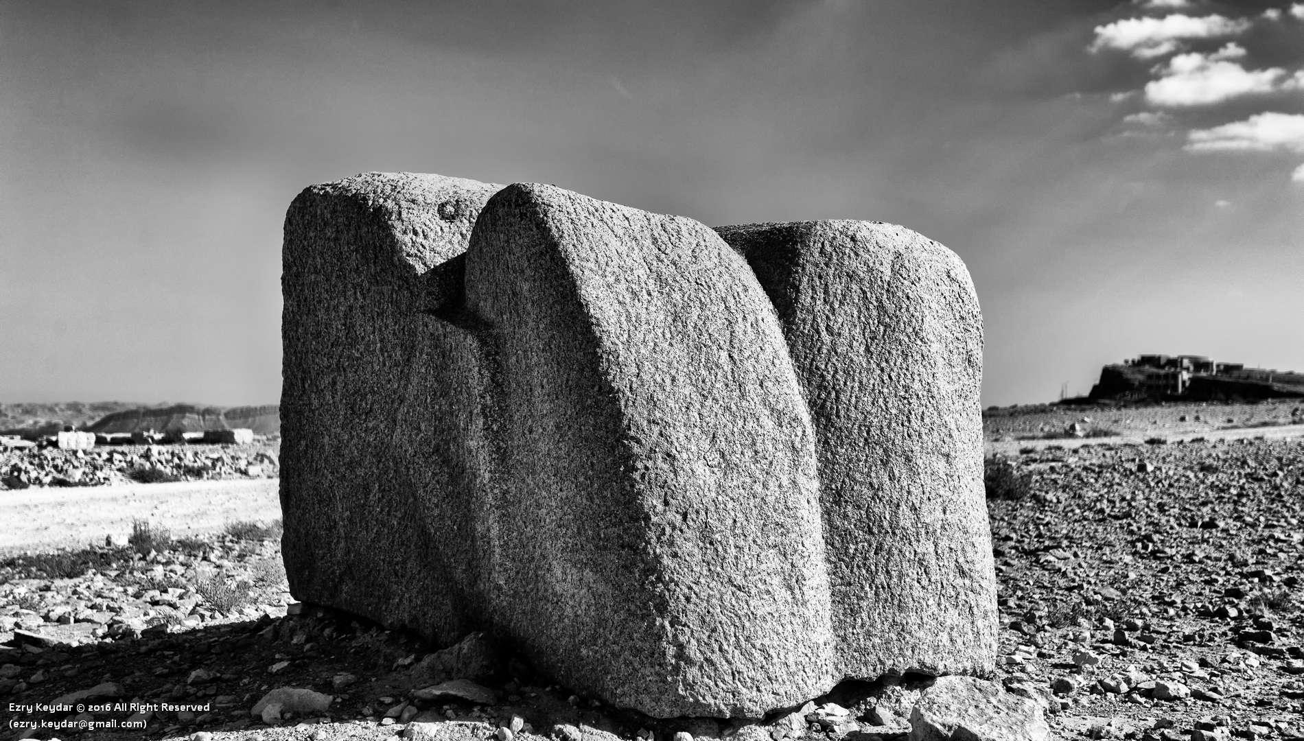 Desert Sculpture Park, Mitzpe Ramon, Patricia Diska, Untitled