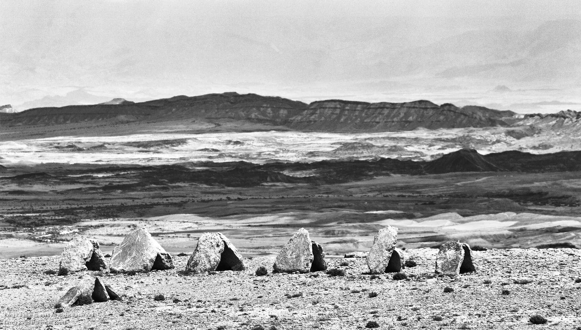 Desert Sculpture Park, Mitzpe Ramon, Dalia Meiri, Untitled
